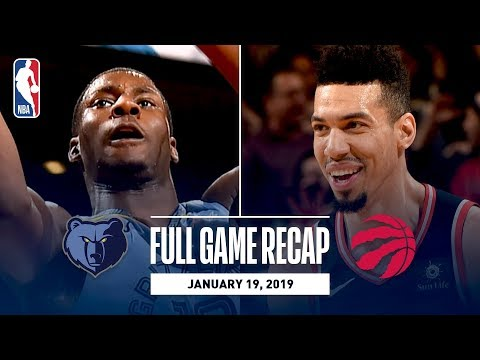 Video: Full Game Recap: Grizzlies vs Raptors | TOR Records Franchise-Record 19 Steals