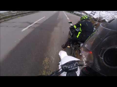 Angry People und Polizei /Moto Crew Bodensee mit Braap Nation