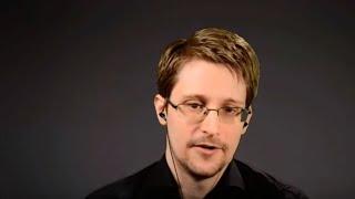 Edward Snowden at the MIT Media Lab