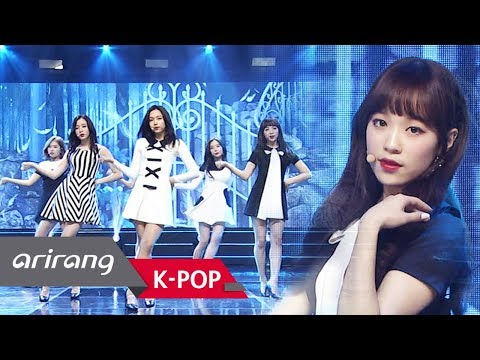 [Simply K-Pop] APRIL(에이프릴) _ The Blue Bird(파랑새) _ Ep.303 _ 031618 (видео)