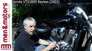 4. Honda VTX1800 Review (2001)