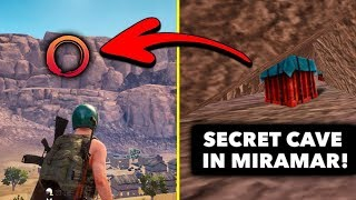 Video Top 5 NEW Secret Locations in PUBG Mobile! (Secret Cave) MP3, 3GP, MP4, WEBM, AVI, FLV Agustus 2019