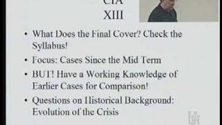 HIST 3375 LECTURE 13B