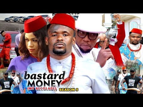 Bastard Money (My Accolade) Season 5 - 2018 Latest Nigerian Nollywood Movie Full HD | 1080p