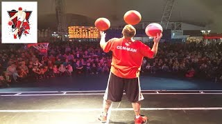 Conman's hit TV series called This Is Basketball is now out onto his social media platforms. This episode features a world record, tutorial trick tip, the Gr...