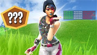 So i played Battle Royale in the $1,000,000 Tournament... (Fortnite)