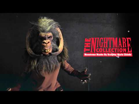 The Nightmare Collection - Primal Beast Mask