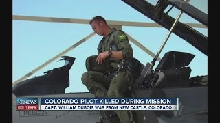 New Castle (CO) United States  city photos : Air Force pilot from Colorado killed in Middle East crash
