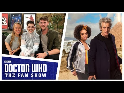 Doctor Who: The Fan Show – The Aftershow Ep 7