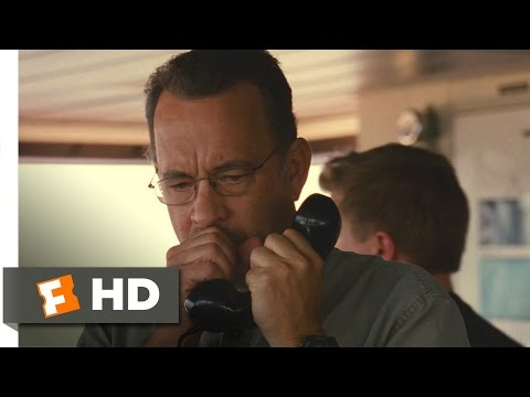 Captain Phillips (2013) - Radio Ruse Scene (1/10) | Movieclips