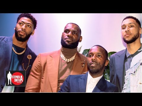 LeBron's growing influence is irritating NBA owners & executives   Stephen A. Smith Show
