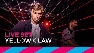 Video YELLOW CLAW (DJ-set LIVE @ ADE) | SLAM! MP3, 3GP, MP4, WEBM, AVI, FLV November 2018