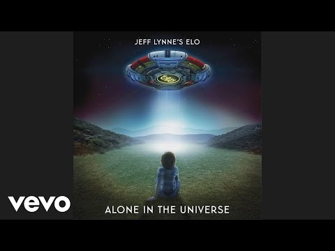 WATCH: If you're an ELO fan - you'll like the new album 'Alone in the Universe'