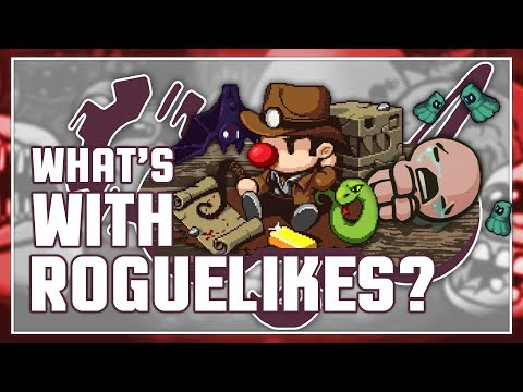 What's With Roguelikes?