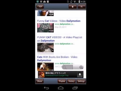 Video of MP4 Movie Downloader:DL Videos