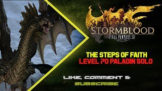 """Decided to undersized Steps of Faith on my level 70 Paladin while bored waiting for maintenance for Patch 4.05 to start. My ilvl was i293 in this run.If you like this video, please hit """"Like"""" or """"Subscribe"""" for more videos! ^,^-------------------------------------------------------------------------------------------------------------------------------------------------------------The Boring Junk! :P-------------------------------------------------------------------------------------------------------------------------------------------------------------Watch me live on Twitch!http://twitch.tv/tatsuya227Enjoy the music from my Soundcloud!https://soundcloud.com/jordin-iuvaleFollow me on Twitter!https://twitter.com/TatsuyaArisatoFINAL FANTASY® XIV: A Realm Reborn™https://store.sonyentertainmentnetwork.com/#!/tid=CUSA00288_00FINAL FANTASY is a registered trademark of Square Enix Holdings Co., Ltd.FINAL FANTASY XIV © 2010-2015 SQUARE ENIX CO., LTD. All Rights Reserved."""