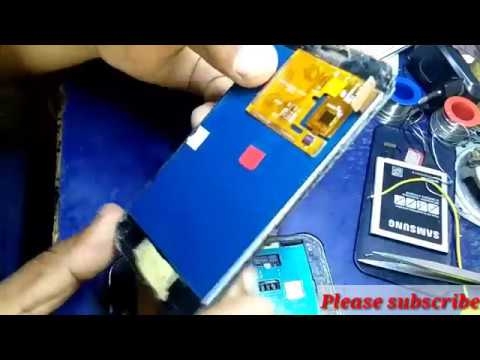 How To Samsung J1 LCD Light Problem Solution Display Repair.