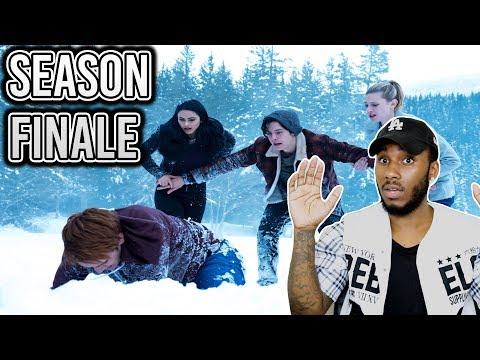 CHAOS EVERYWHERE !  RIVERDALE -1x13 | Reaction