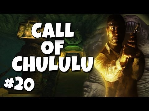 Call of Cthulhu - Part 20 Final - Beginning of the End