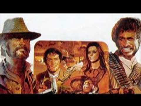 "ENNIO MORRICONE -The Mercenary/ ""Ricciolo"" (1968)"