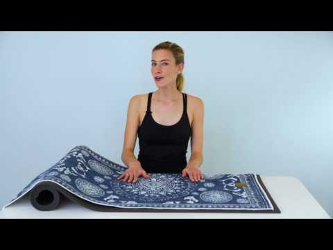YogiToes Solid Yoga Mat Towel | SwimOutlet.com
