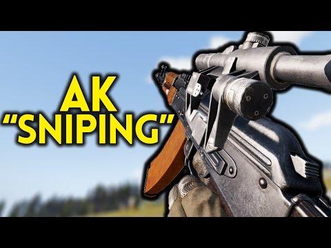 ARMA 3 DayZ Edict - Part 2 - AK \