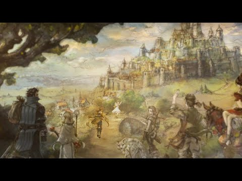 Project Octopath Traveler Official Announcement Trailer