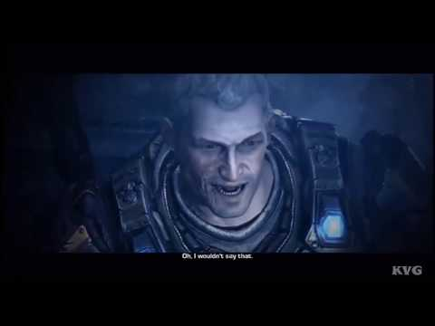 Gears of War: Judgment - All Cutscenes | Movie [HD]