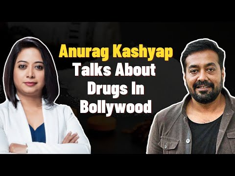 Anurag Kashyap Talks About Drugs In Bollywood   Faye D'Souza