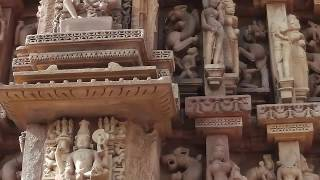 Khajuraho India  city pictures gallery : Khajuraho The Temple of Love Ancient India Erotic Sculptures of Madhya Pradesh