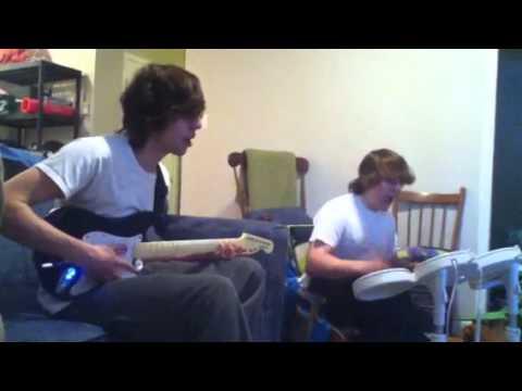 Delisle et comtois a rockband