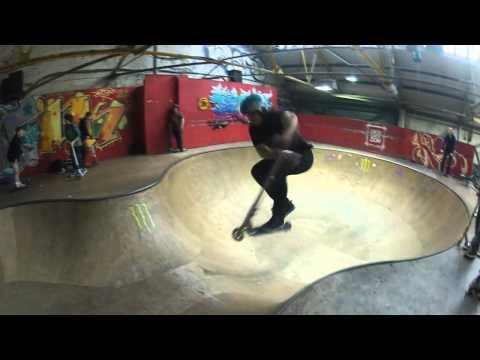 Kyle Cropper & Archie Pratt | Slamm Scooters