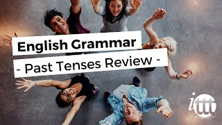 English Grammar - Past Perfect Continuous - Review