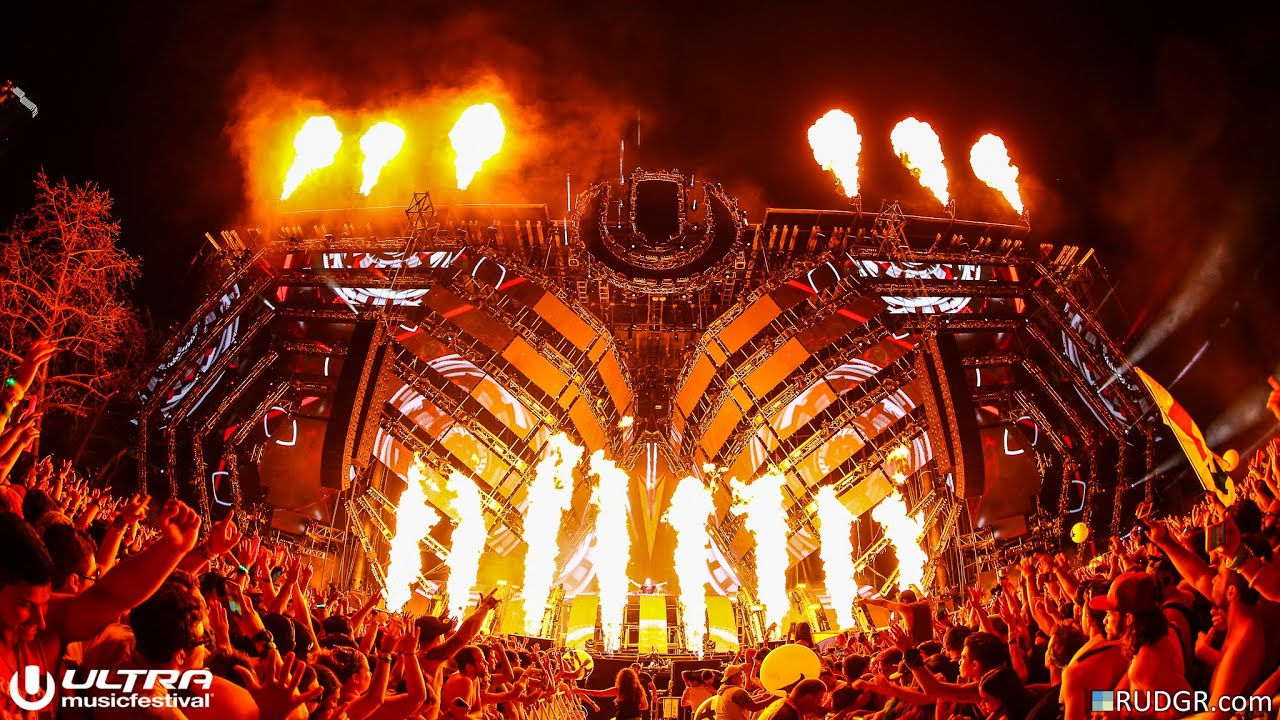 Afrojack - Live @ Ultra Music Festival Miami 2016, Main Stage