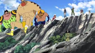 Luffy VS Komei adventure of Nebulandia HD