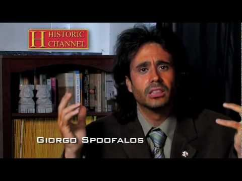 Ancient Alien Parody Ancient Aliens Giorgio
