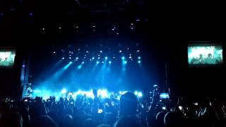 Evanescence live in Moscow 24.06.2017