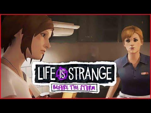 Life Is Strange: Before The Storm ➤ Прохождение #2 ➤ ПО УТРУ ОНА ПРОСНУЛАСЬ.