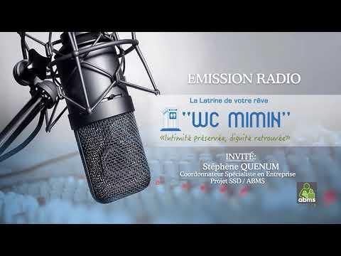 Emission Radio WC Mimin du Projet SSD à lABMS