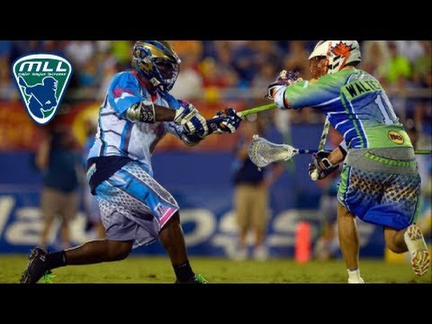 2012 MLL All-Star Game Highlights_Lacrosse, NLL National Lacrosse League. NLL's best of all time