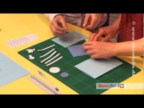 Bastelzeit TV 62 - Karten zur Kommunion und Konfirmation
