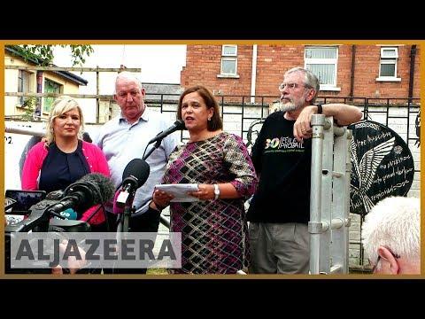 ☘️ Northern Ireland Rally: Attempt to calm republican violence   Al Jazeera English