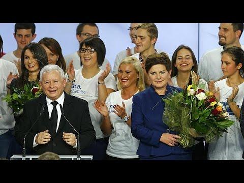 Πολωνία: Μεγάλη νίκη των συντηρητικών στις εκλογές
