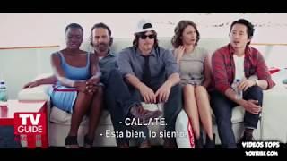 Video The Walking Dead | Los momentos Mas Divertidos ft ● Daryl ● Rick ● Glenn ● Carol MP3, 3GP, MP4, WEBM, AVI, FLV Desember 2017
