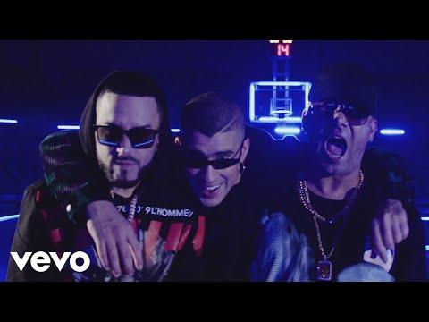 Videos musicales - Wisin & Yandel, Bad Bunny - Dame Algo (Official Video)
