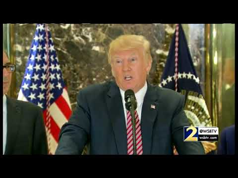 RAW: President Trump says 'there is blame on both sides' in Charlottesville