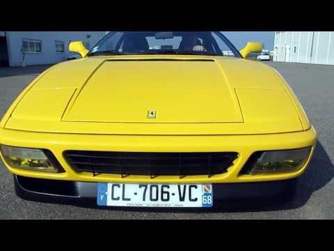 Mars 2014, RC Prestige vous propose une Ferrari 348 TS