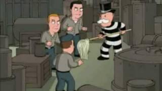 Family Guy - Monopoly Man