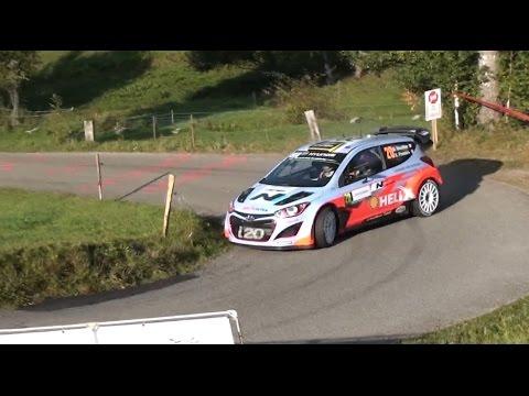 wrc rally di alsazia francia 2014 - pure sound