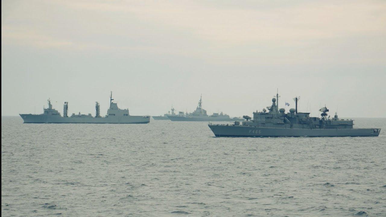 Το Πολεμικό Ναυτικό το 2017 μέσα από το Φωτογραφικό Φακό
